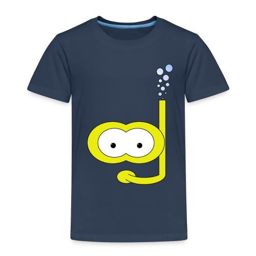 Schwimmen - Kinder Premium T-Shirt