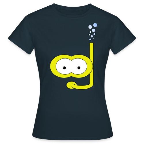 Schwimmen - Frauen T-Shirt