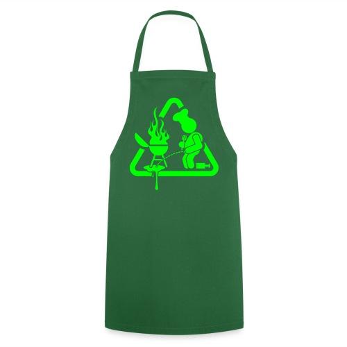BBQ Pis man schort - Keukenschort