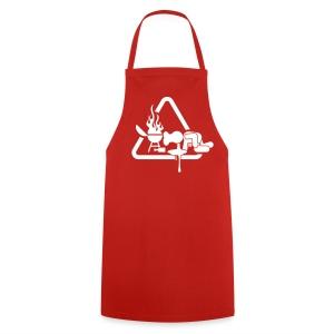 BBQ Kots man schort - Keukenschort