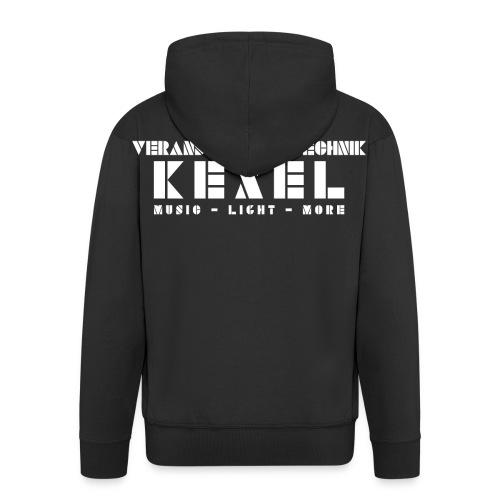 Veranstaltungstechnik Kexel Männer Jacke - Männer Premium Kapuzenjacke
