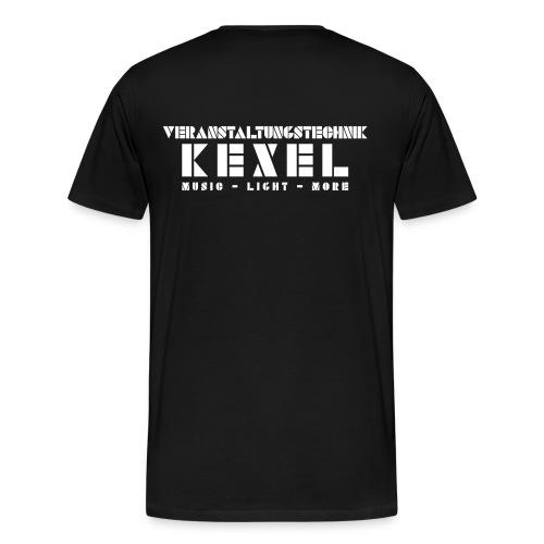 Veranstaltungstechnik Kexel Männer T-Shirt - Männer Premium T-Shirt