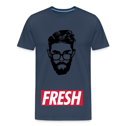 T-shirt FRESH Hommes - T-shirt Premium Homme