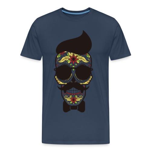 T-shirt Crâne Hommes - T-shirt Premium Homme