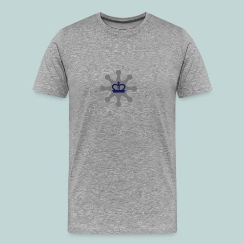 Schachsheriff Premium - Männer Premium T-Shirt