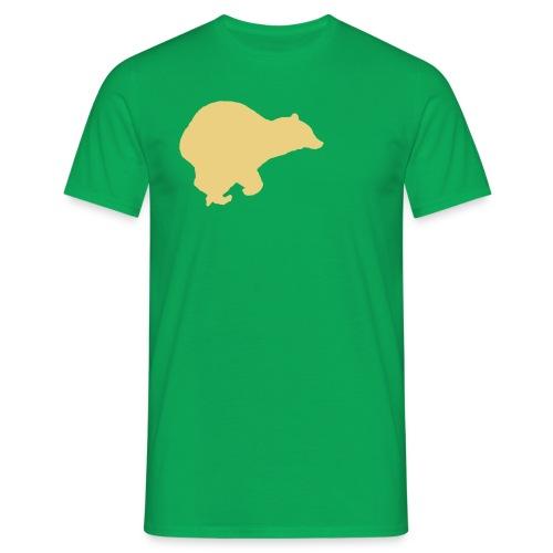 Laufbär Flex - Männer T-Shirt