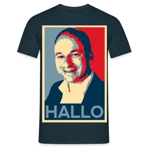 Marcell O'Bama T-Shirt - Männer T-Shirt