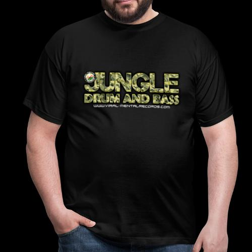 VMR Jungle DnB Mens T-Shirt - Men's T-Shirt