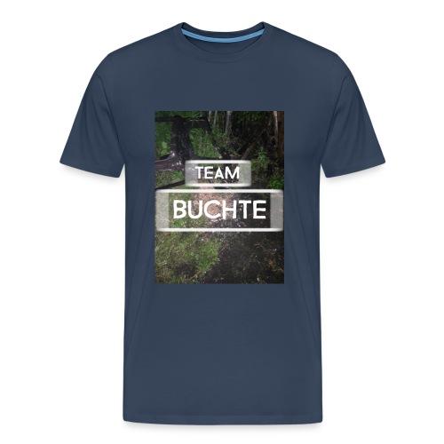 Kotzstuhl - Barth - Männer Premium T-Shirt