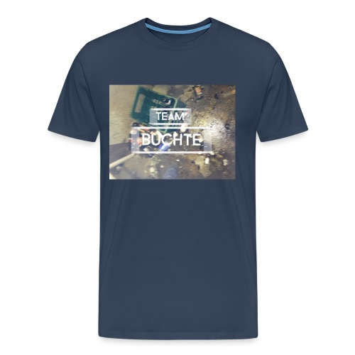 Buchtenboden 2.0 - Barth - Männer Premium T-Shirt