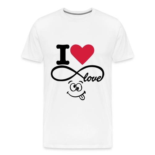 Ezziid  - Männer Premium T-Shirt