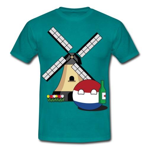 NetherlandsBall I - Men's T-Shirt - Men's T-Shirt