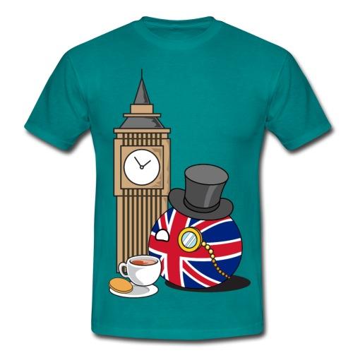 UKBall I - Men's T-Shirt - Men's T-Shirt