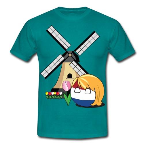 NetherlandsBall II - Men's T-Shirt - Men's T-Shirt