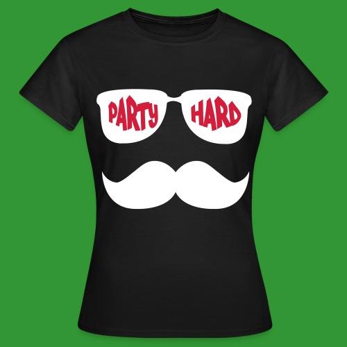 Party Hard - Camiseta mujer