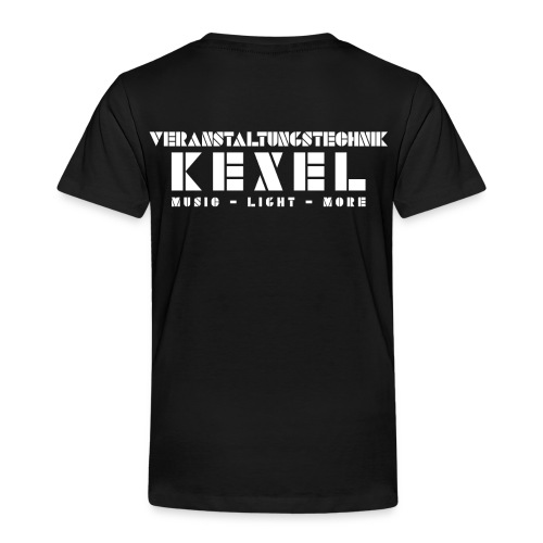 Veranstaltungstechnik Kexel Kinder T-Shirt - Kinder Premium T-Shirt