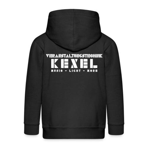 Veranstaltungstechnik Kexel Kinder Jacke - Kinder Premium Kapuzenjacke