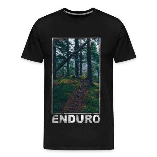 ENDURO - Männer Premium T-Shirt