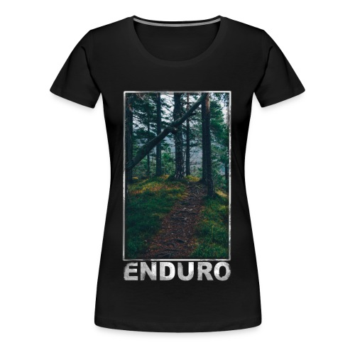 ENDURO - Frauen Premium T-Shirt