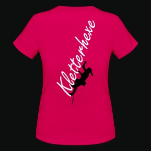 Kletterhexe (women) - Frauen T-Shirt