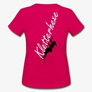 Kletterhexe (women) - Frauen T-Shirt
