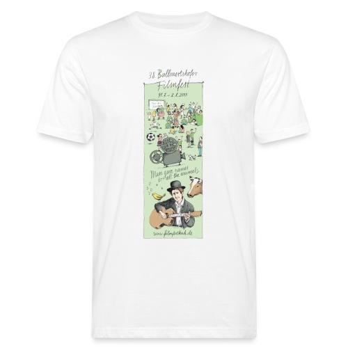 Männer Bio-T-Shirt 2015 - Männer Bio-T-Shirt