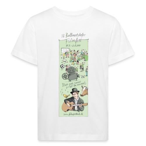 Kinder Bio-T-Shirt 2015 - Kinder Bio-T-Shirt