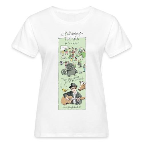 Frauen Bio-T-Shirt 2015 - Frauen Bio-T-Shirt