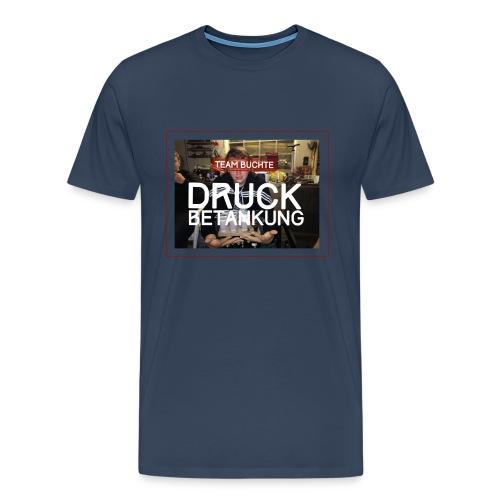 Druckbetankung Tablet - Barth - Männer Premium T-Shirt