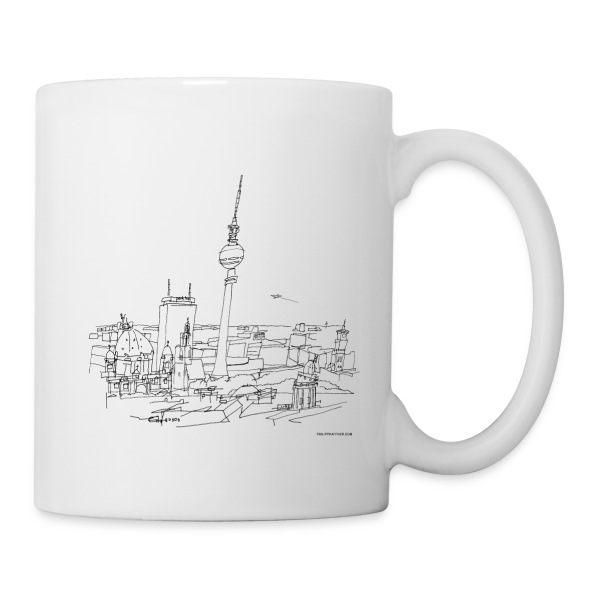 tasse souvenir shop berlin
