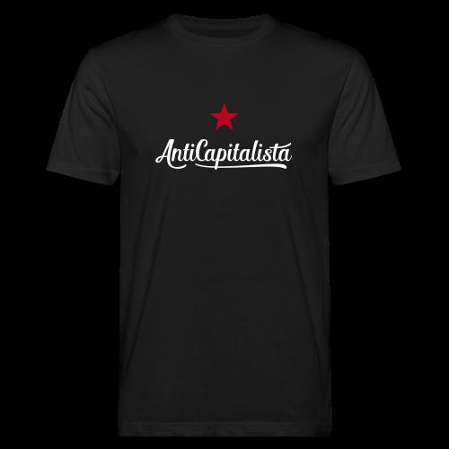 AntiCapitalista - Männer Bio-T-Shirt