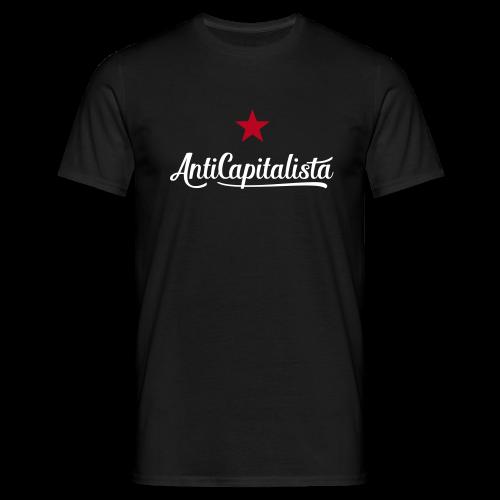 AntiCapitalista - Männer T-Shirt