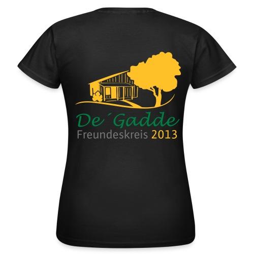 Für die Frau von Welt - Frauen T-Shirt