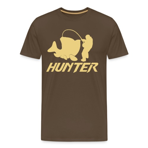 Carphunter2 - Männer Premium T-Shirt