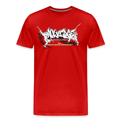 Knowledge  - Männer Premium T-Shirt