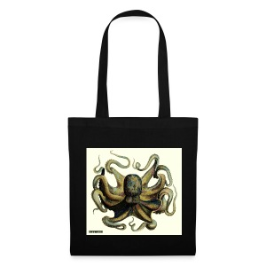 Octopus Shopper - Tote Bag