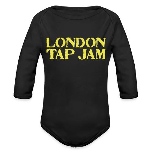 Babygrow - Organic Longsleeve Baby Bodysuit