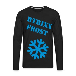 RTrixx FrosT Long-Sleeved Shirt - Men's Premium Longsleeve Shirt