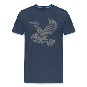 Tribal eagle - Men's Premium T-Shirt