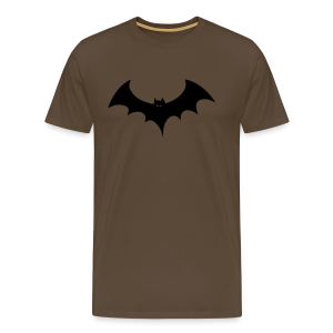 Halloween bat - Men's Premium T-Shirt