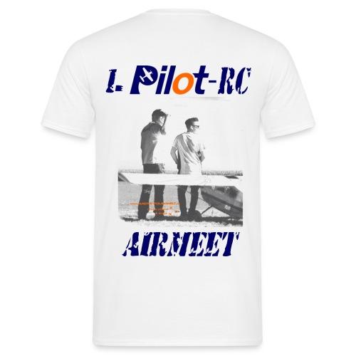 Airmeet T-Shirt - Männer T-Shirt
