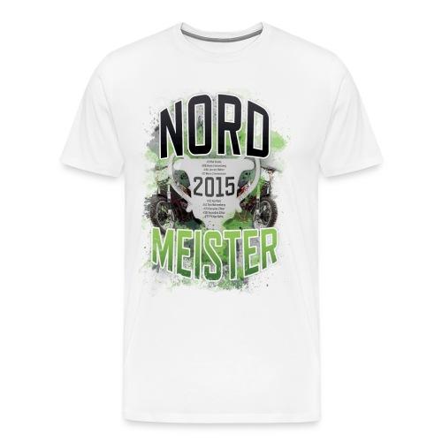 Nordmeister MSC Seelze - Männer Premium T-Shirt