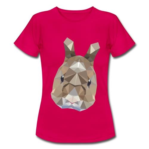Bunny Shirt F - Frauen T-Shirt