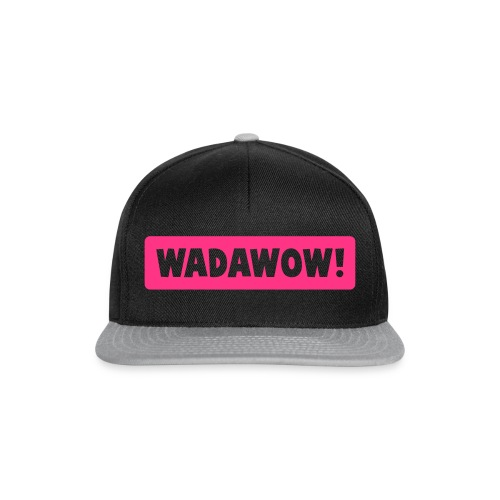 Casquette WADAWOW! - Casquette snapback