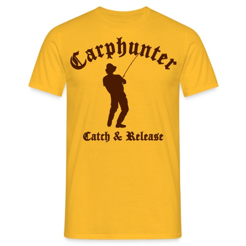 Carphunter - Männer T-Shirt