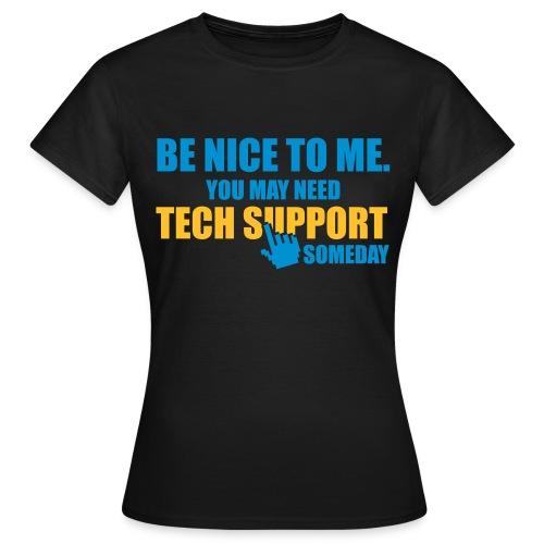 Tech Support (Womens) - Women's T-Shirt