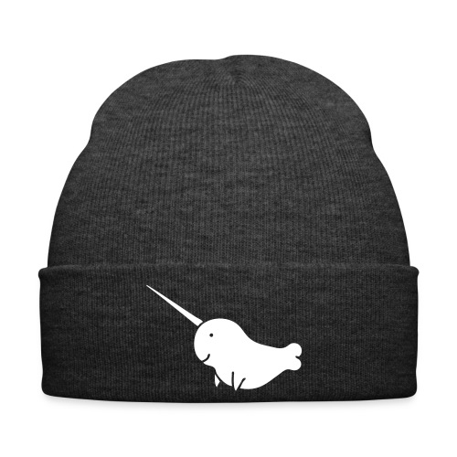 Narwhal Beanie  - Winter Hat
