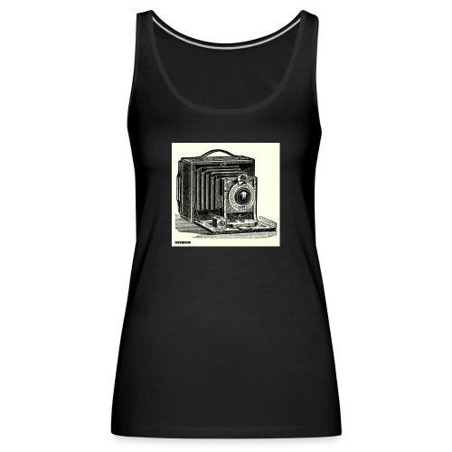 Camera Tanktop - Women's Premium Tank Top