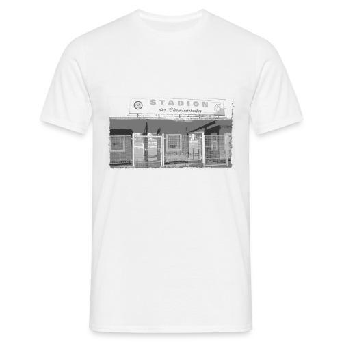 Shirt - Stadioneingang - Männer T-Shirt