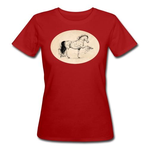 Spanischer Schritt - Shirt premium - Frauen Bio-T-Shirt